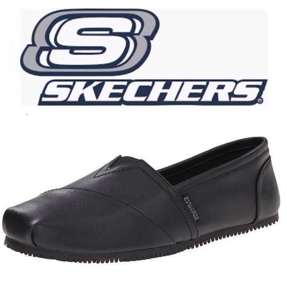 Skechers Work Kincaid Ii Sr Slipons